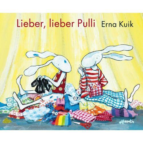 Erna Kuik - Lieber, lieber Pulli - Preis vom 16.05.2021 04:43:40 h