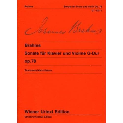 - Sonate G-Dur Op 78. Violine, Klavier - Preis vom 13.05.2021 04:51:36 h