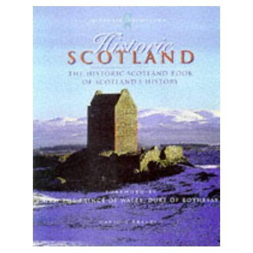 Breeze, David J. - Historic Scotland: 5000 Years of Scotland's Heritage (Historic Scotland Series) - Preis vom 21.01.2021 06:07:38 h