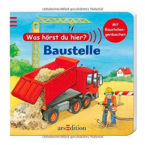 Anne Böhm - Was hörst du hier? Baustelle - Preis vom 16.01.2020 05:56:39 h