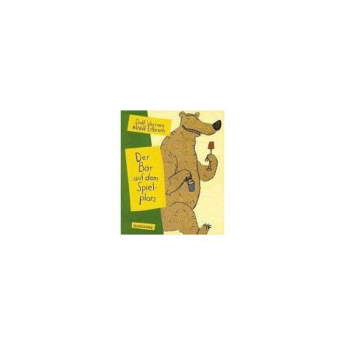 Dolf Verroen - Der Bär auf dem Spielplatz (Beltz & Gelberg) - Preis vom 19.01.2020 06:04:52 h