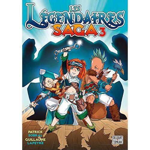 - Les Légendaires - Saga T03 (Les Légendaires - Saga, 3) - Preis vom 25.02.2021 06:08:03 h