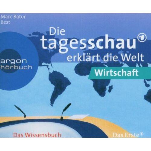 Marc Bator - Die Tagesschau erklärt die Welt: Wirtschaft (1 CD) - Preis vom 14.04.2021 04:53:30 h