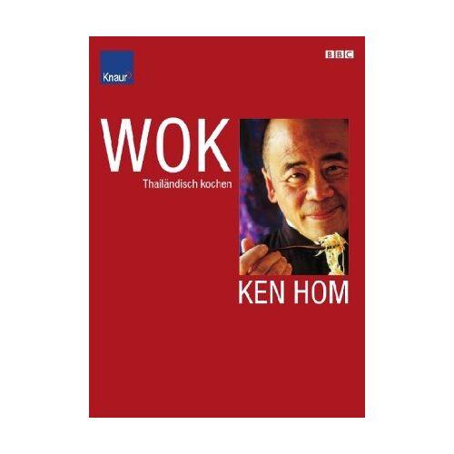 Ken Hom - Wok-thailändisch kochen - Preis vom 21.10.2020 04:49:09 h