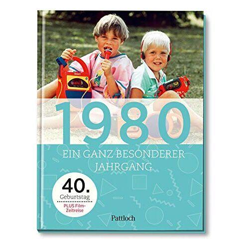 - 1980: Ein ganz besonderer Jahrgang - 40. Geburtstag - Preis vom 05.09.2020 04:49:05 h