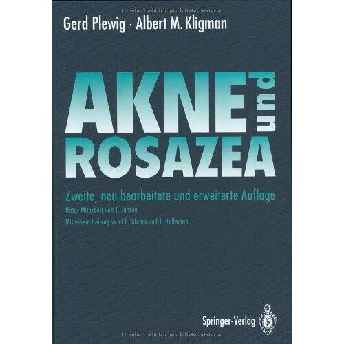 Gerd Plewig - Akne und Rosazea - Preis vom 20.10.2020 04:55:35 h