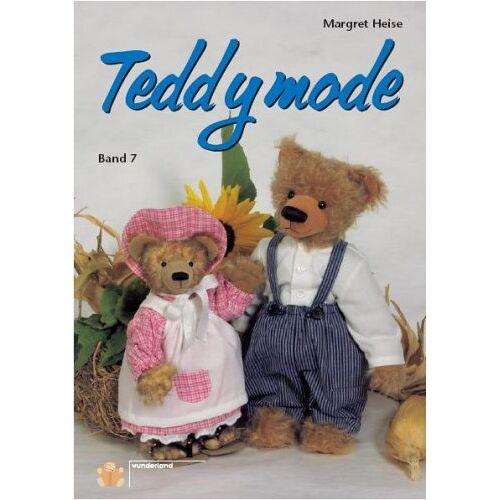 Margret Heise - Teddymode (Schnittmusterbuch) - Preis vom 07.03.2021 06:00:26 h