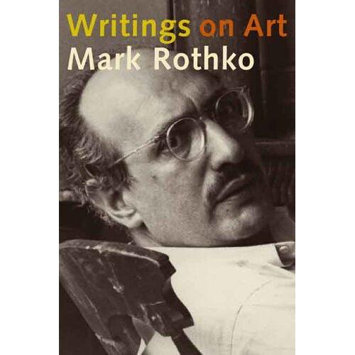 Mark Rothko - Writings on Art - Preis vom 15.05.2021 04:43:31 h
