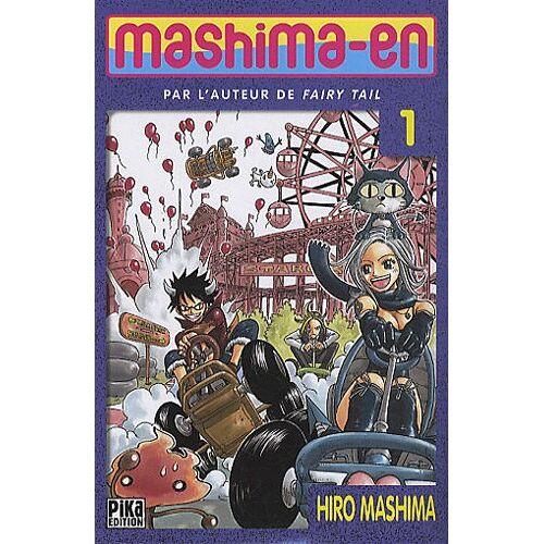 Hiro Mashima - Mashima-en, Tome 1 : - Preis vom 06.09.2020 04:54:28 h