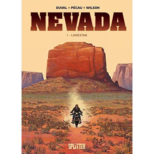Fred Duval - Nevada. Band 1: Lonestar - Preis vom 13.05.2021 04:51:36 h