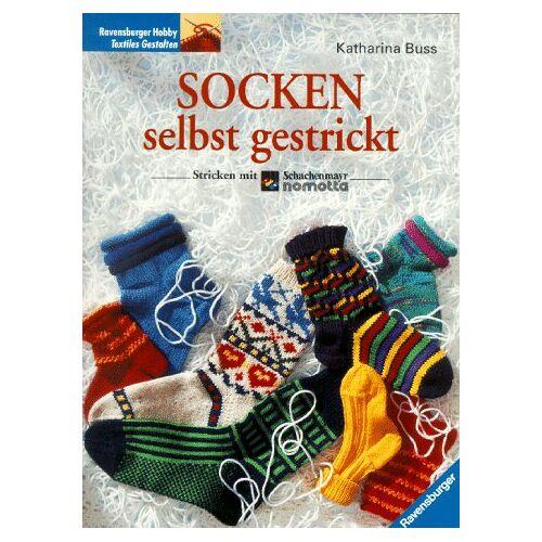 Katharina Buss - Socken selbst gestrickt - Preis vom 13.04.2021 04:49:48 h