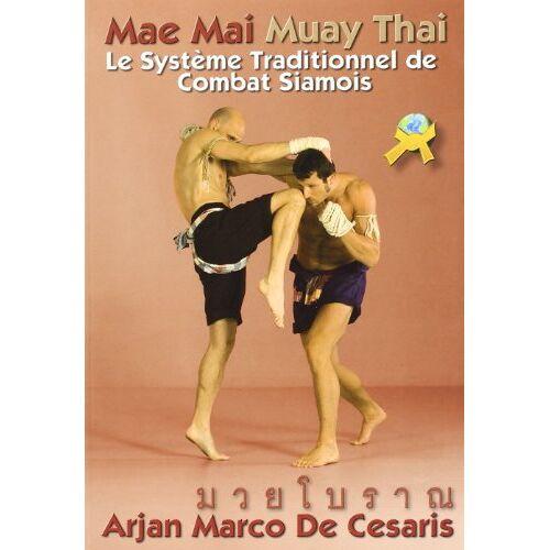 Marco De Cesaris - Mae Mai Muay Thai - Preis vom 20.10.2020 04:55:35 h