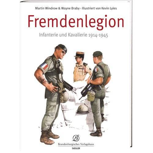 Martin Windrow - Fremdenlegion - Preis vom 20.10.2020 04:55:35 h