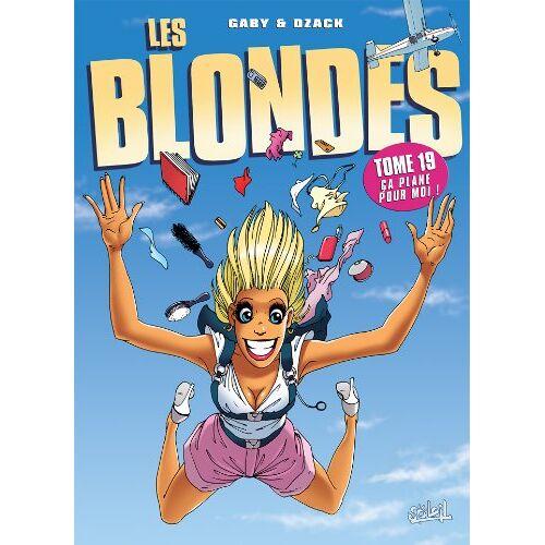 - Les Blondes, Tome 19 : Les Blondes s'éclatent ! - Preis vom 09.05.2021 04:52:39 h