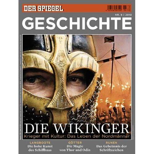Joachim Mohr - SPIEGEL GESCHICHTE 6/2010: Die Wikinger - Preis vom 05.09.2020 04:49:05 h