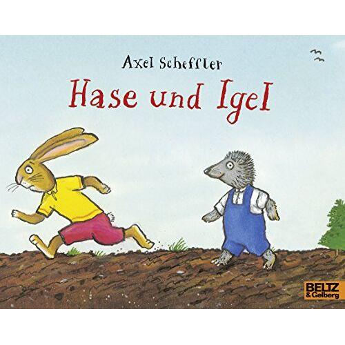 Axel Scheffler - Hase und Igel (MINIMAX) - Preis vom 05.05.2021 04:54:13 h