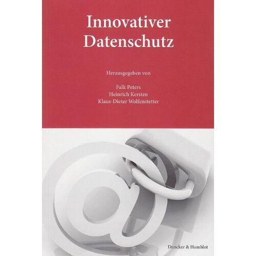 Falk Peters - Innovativer Datenschutz. - Preis vom 08.05.2021 04:52:27 h