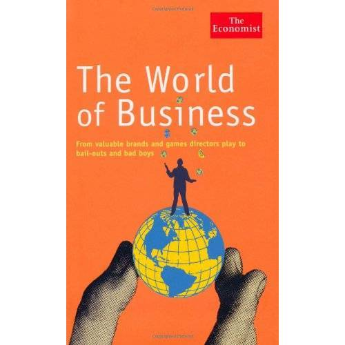 The Economist - World of Business (Economist Books) - Preis vom 16.01.2021 06:04:45 h