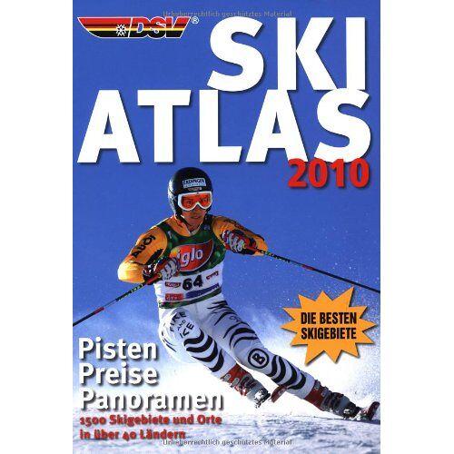 DSV Deutscher Skiverband - DSV SKI-ATLAS 2010 - Preis vom 15.04.2021 04:51:42 h
