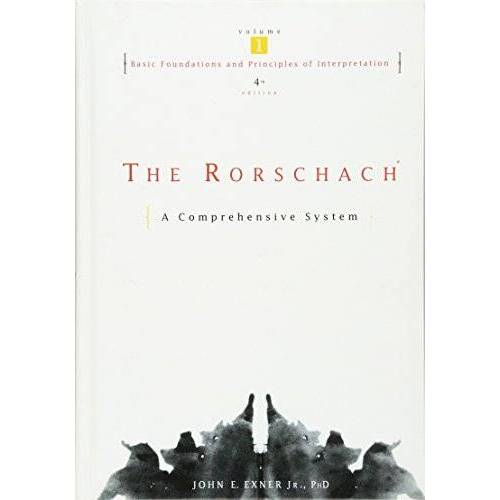 Exner, John E. - Exner, J: Rorschach: A Comprehensive System (Wiley Series on Personality Processes) - Preis vom 15.04.2021 04:51:42 h