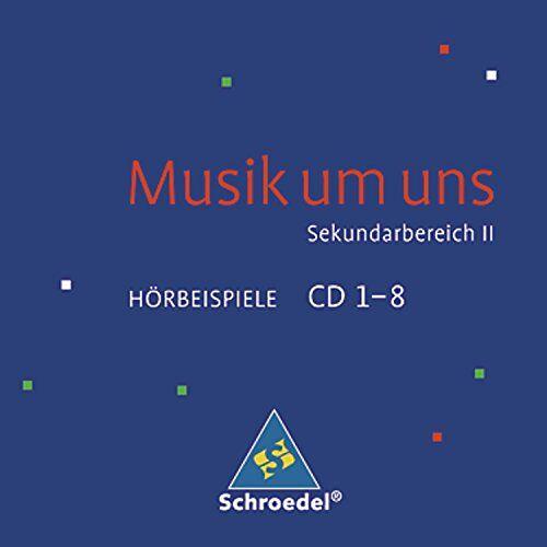 - Musik um uns SII - 4. Auflage 2008: Hörbeispiele - Preis vom 21.04.2021 04:48:01 h