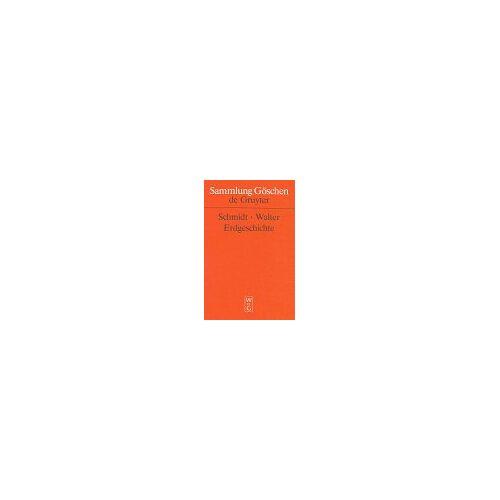 Klaus Schmidt - Erdgeschichte - Preis vom 20.10.2020 04:55:35 h