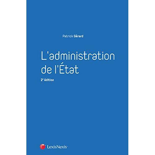 - L'administration de l'Etat - Preis vom 24.01.2021 06:07:55 h