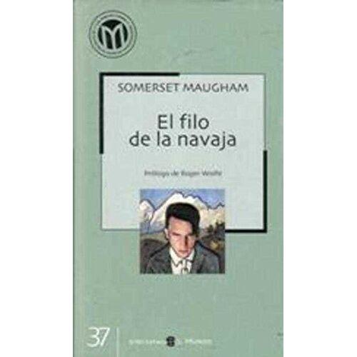 Maugham, William Somerset - El filo de la navaja - Preis vom 05.09.2020 04:49:05 h