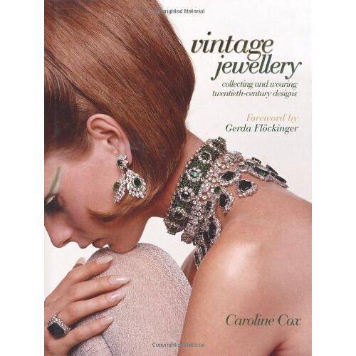 Cox - Vintage Jewellery. Caroline Cox (Carltons Vintage) - Preis vom 21.10.2020 04:49:09 h
