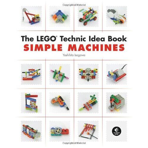 Yoshihito Isogawa - The LEGO Technic Idea Book: Simple Machines - Preis vom 08.04.2020 04:59:40 h
