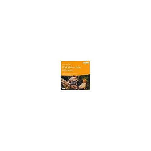 Mark Twain - Huckleberry Finn. 2 CDs. - Preis vom 11.04.2021 04:47:53 h