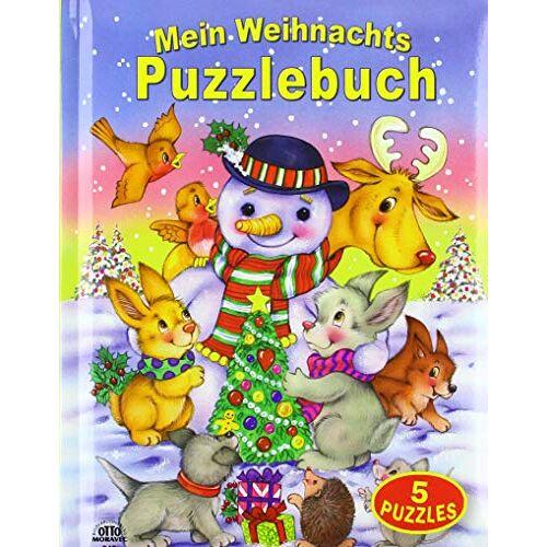 - Mein Weihnachts-Puzzlebuch - Preis vom 23.01.2021 06:00:26 h