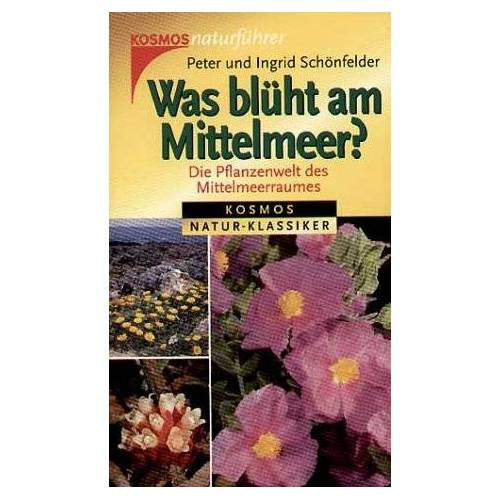 Peter Schönfelder - Was blüht am Mittelmeer? - Preis vom 21.10.2020 04:49:09 h