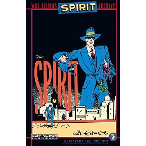 Will Eisner - Der Spirit: Will Eisners Spirit Archive Band 2 - Preis vom 22.09.2020 04:46:18 h