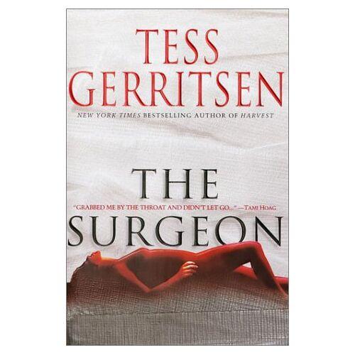 Tess Gerritsen - The Surgeon - Preis vom 13.05.2021 04:51:36 h