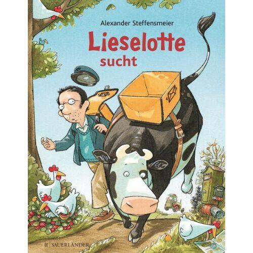 Alexander Steffensmeier - Lieselotte sucht - Preis vom 14.12.2019 05:57:26 h