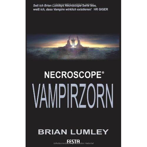 Brian Lumley - Brian Lumleys Necroscope 10. Vampirzorn - Preis vom 13.05.2021 04:51:36 h