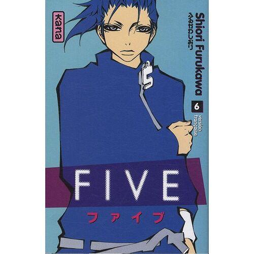 Shiori Furukawa - Five, Tome 6 : - Preis vom 03.05.2021 04:57:00 h