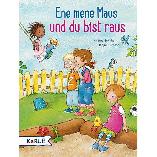 Andrea Behnke - Ene mene Maus und du bist raus - Preis vom 14.04.2021 04:53:30 h