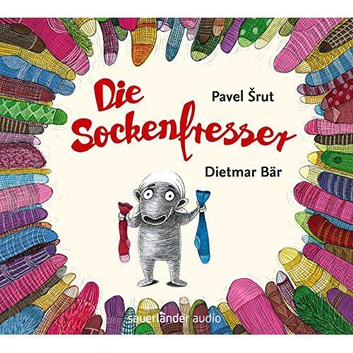 Pavel Šrut - Die Sockenfresser - Preis vom 13.04.2021 04:49:48 h