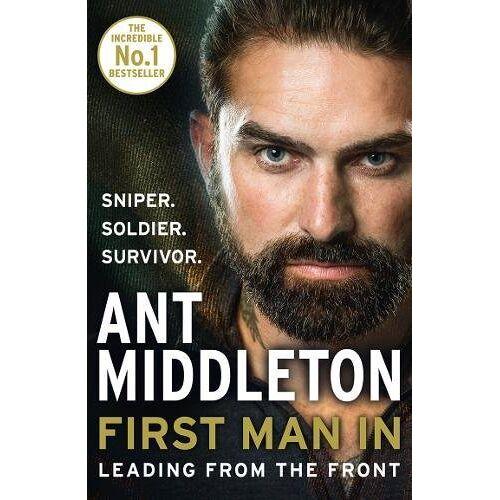 Ant Middleton - First Man In - Preis vom 05.09.2020 04:49:05 h