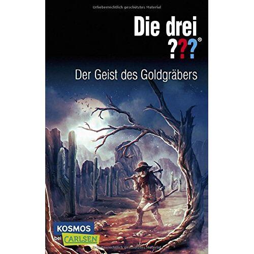 André Marx - Der Geist des Goldgräbers (Die drei ???) - Preis vom 24.01.2020 06:02:04 h