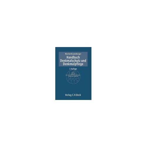 Deutschen Stiftung Denkmalschutz - Handbuch Denkmalschutz und Denkmalpflege: - einschließlich Archäologie. Recht, fachliche Grundsätze, Verfahren, Finanzierung - Preis vom 20.10.2020 04:55:35 h