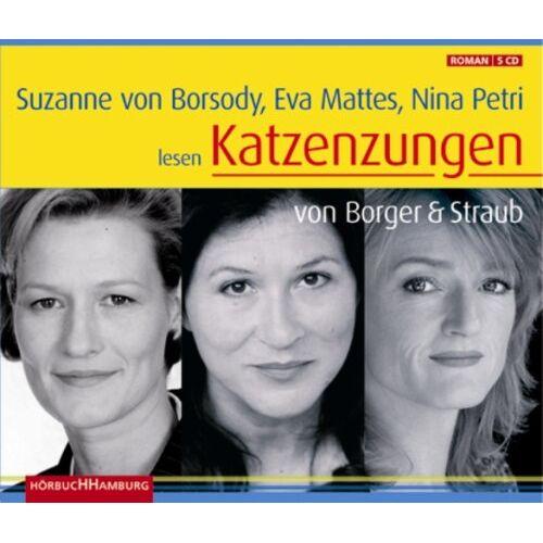 Martina Borger - Katzenzungen - Preis vom 27.02.2021 06:04:24 h