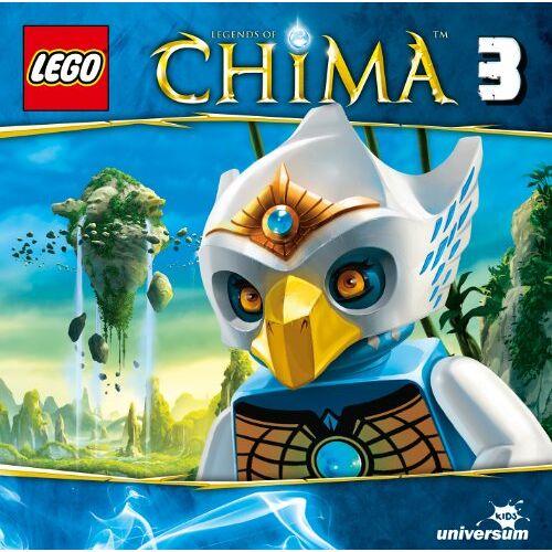 Lego Legends of Chima - Lego Legends of Chima (Hörspiel 3) - Preis vom 26.02.2020 06:02:12 h