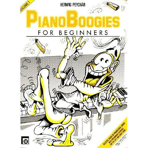 - Piano Boogies for Beginners 1. Klavier - Preis vom 21.10.2020 04:49:09 h