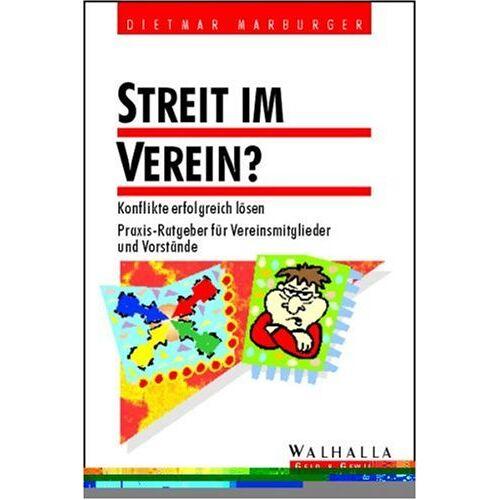 Dietmar Marburger - Streit im Verein? - Preis vom 17.04.2021 04:51:59 h