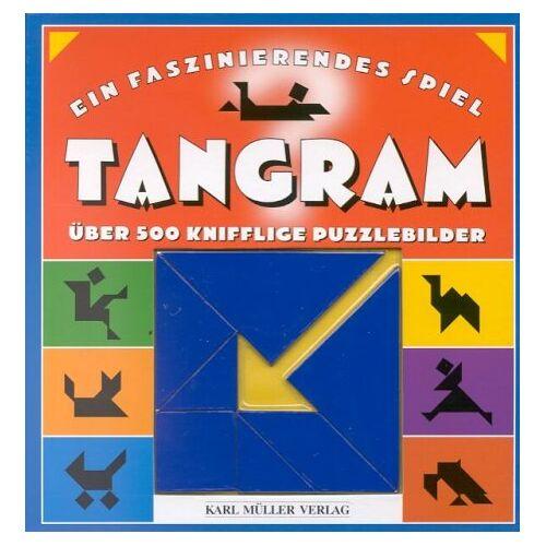 - Tangram - Ein faszinierendes Spiel. Über 400 knifflige Puzzlebilder - Preis vom 27.02.2021 06:04:24 h