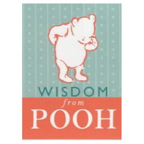 - Wisdom from Pooh (The wisdom of Pooh) - Preis vom 21.10.2020 04:49:09 h