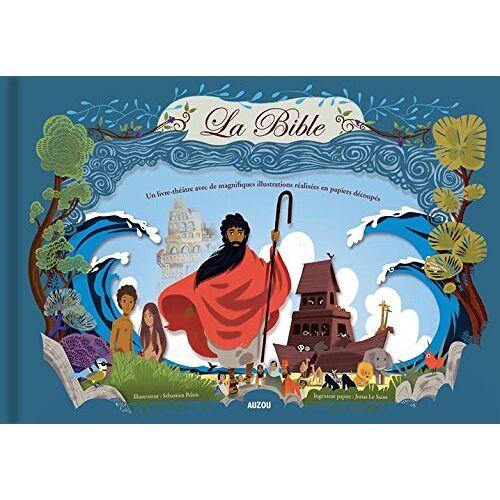 Jean-Michel Billioud - LA BIBLE (COLL. PAPIERS DECOUPES) - Preis vom 13.05.2021 04:51:36 h